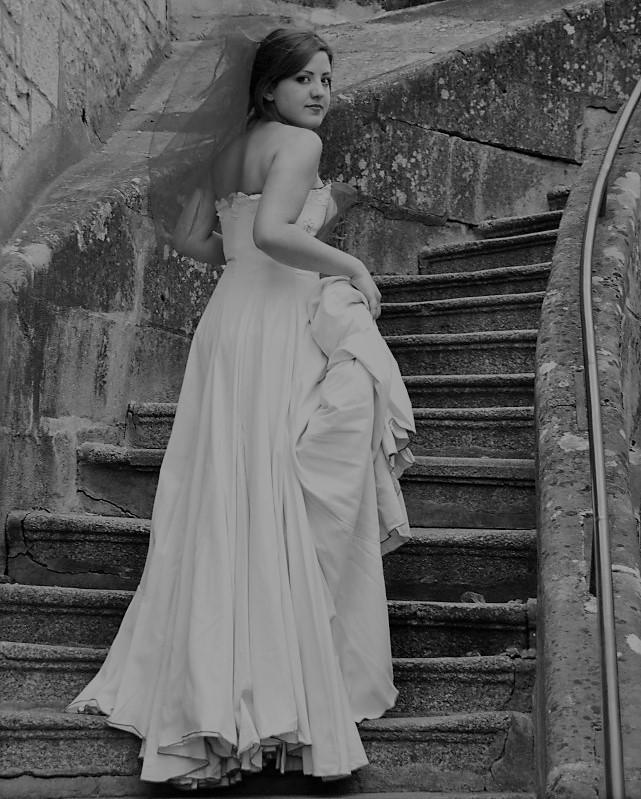 robe de mariée créations upcycling Broder ces jours